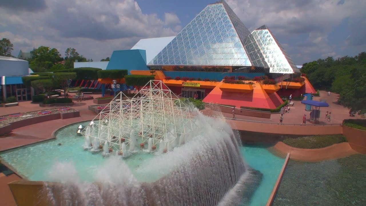Journey Into Imagination (On-Ride) Epcot - Walt Disney World