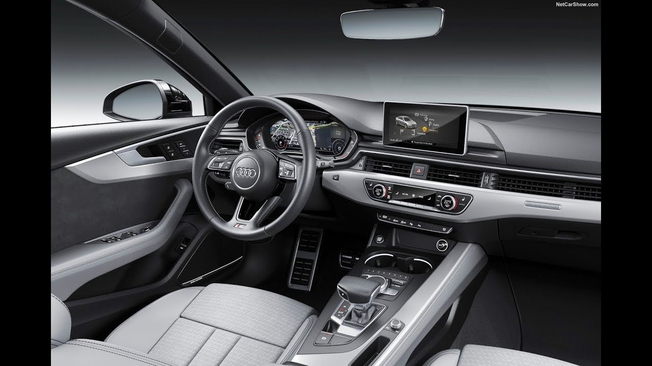 New Audi A4 Concept 2019 2020 Review Photos Exhibition Exterior And Interior