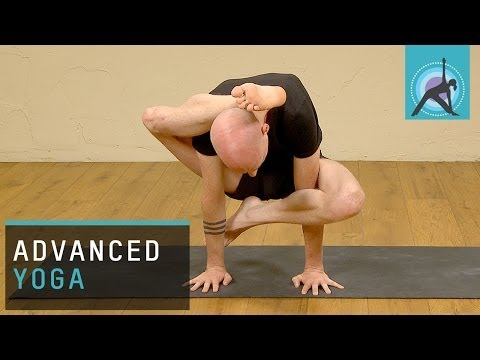 Advanced Yoga, Om Pose or Omkarasana  with Olav Aarts