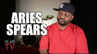 Aries Spears: Black People Didn't Latch On to Dave Chappelle Until the Chappelle Show