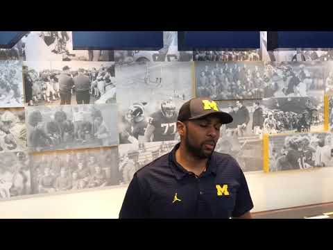 Michigan looks to boost TE production under new coach Sherrone Moore