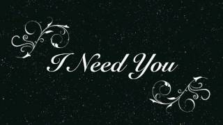 Watch Everfound I Need You video