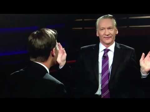 """Bill Maher says """"Im a House Nigger"""" on Real Time Interview"""
