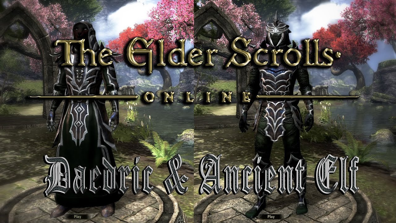 Divided We Fall Wallpaper Elder Scrolls Online How To Get Daedric And Ancient