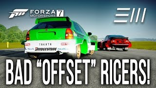 Forza 7 - *BUG/GLITCH* Bad