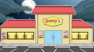 My Beef With Denny's ( Animated Story )