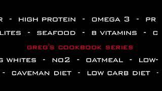 Грег Плитт (Greg Plitt) Готовит Вкусный Обед