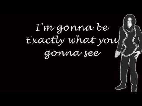 Michael Jackson Is It Scary Lyrics!