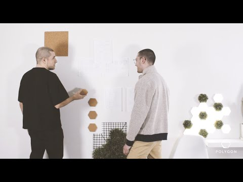 Polygon touch lighting - Brand Story
