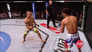 【UFC】今週のイチオシKO - カブ・スワンソン vs. チャールズ・オリベイラ