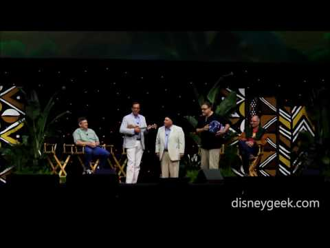 D23 Expo 2017: Celebration of An Animated Classic: The Lion King -  Ernie Sabella