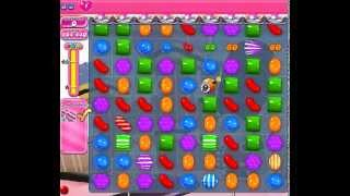 How to beat Candy Crush Saga Level 384 - 3 Stars - No Boosters - 613,320pts