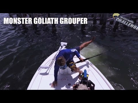 SMC Season 11.4 : How to catch monster Goliath Grouper 500 pound line and Hand lines!