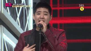 라쿤보이즈 (Raccoon Boys) [런 데빌 런 (Run Devil Run)] @KPOPSTAR Season 2