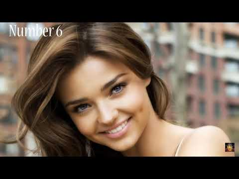 Top 10 Countries With The Most Beautiful Women In The World
