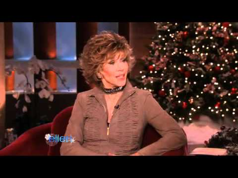 Jane Fonda's Outrageous Encounters!