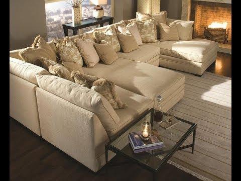 Comfy Sectional Sofas You