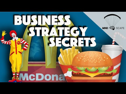 McDonald franchise & Business overview