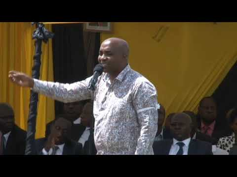 Hon Stanley Muthama MP Lamu West Constituency SPEECH AT BARINGO COUNTY