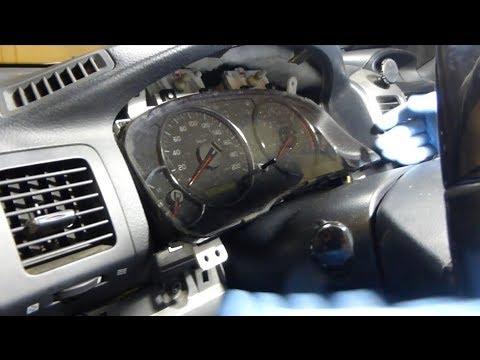 Как снять приборную панель на ПРАДО-120 (Lexus GX-470). Замена стекла.