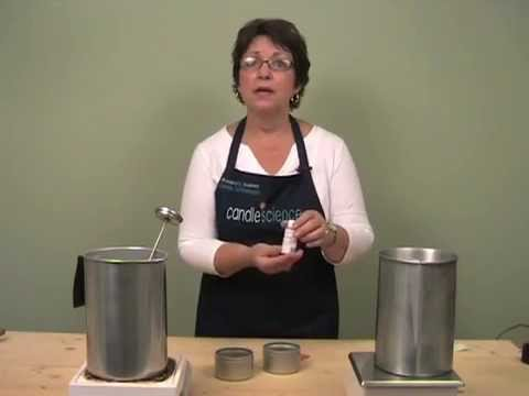 Soy Wax Candle Making for Beginners