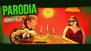 Paulo Londra - Adan y Eva (Parodia Oficial) | YouViral