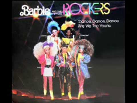 Barbie And The Rockers - Songs (13 tracks) First Soundtrack [Barbie Et Les Rockers]