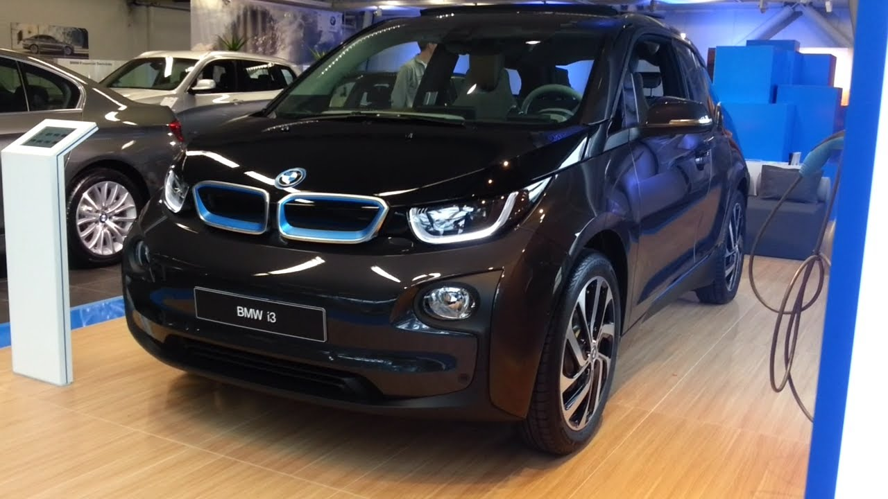bmw i3 2014 in depth review interior exterior youtube. Black Bedroom Furniture Sets. Home Design Ideas