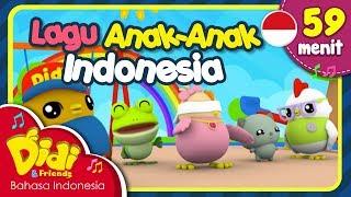 Lagu anak balita indonesia | kumpulan anak-anak ayo lihat lagi di sini : https://goo.gl/j6b2bl hai teman-teman, didi & friends adalah unt...