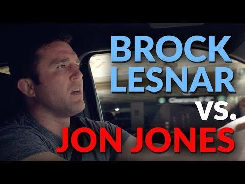 chael sonnen says brock lesnar sucks jon jones fight will not happen