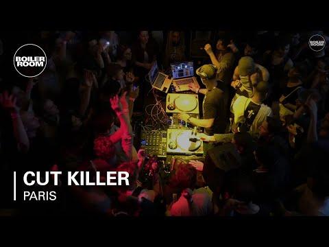 Cut Killer Boiler Room Paris DJ Set