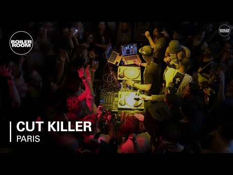 Cut Killer Boiler Room Paris DJ Set