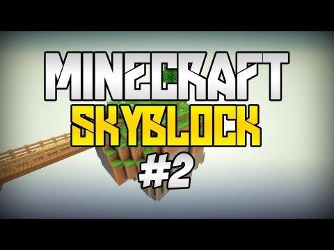 Minecraft: SkyBlock [#2] - Dzisiejszy Live i Farma niczego ft. Nikuś