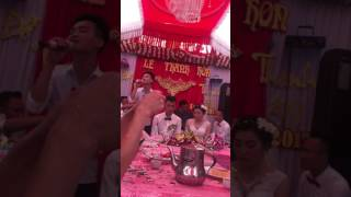 Bản tình ca đầu tiên - Tuấn Phong cover đám cưới bạn