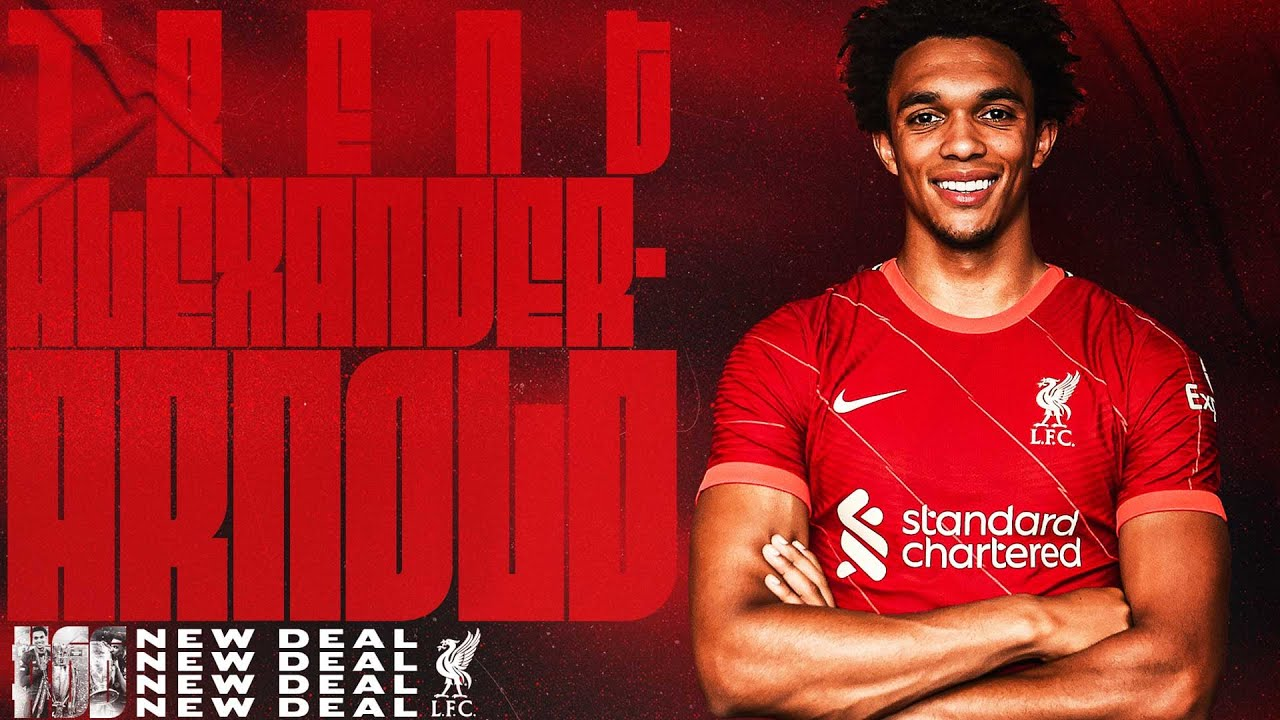 Trent Alexander-Arnold agrees new deal: 'It's a privilege to be in this position'