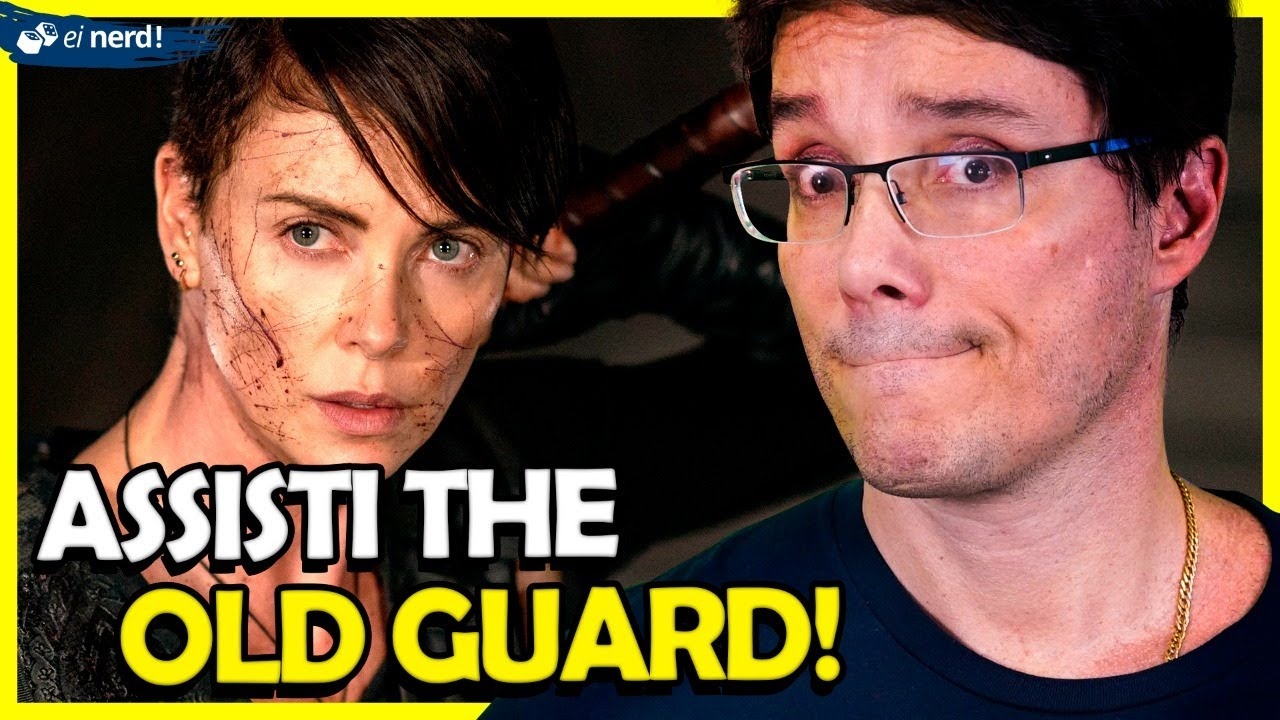 THE OLD GUARD: VALE A PENA?