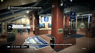 Watch Dogs - PC Gameplay - GTX 660 -  1080 Gameplay