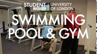 Swimming Pool & Gym at Student Central London