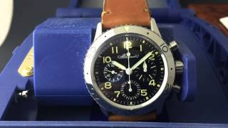 Breguet Type XX Aeronavale - Scratching out a living in Luxury Wrist Watches