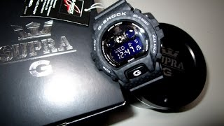 g shock gd x6900sp supra limited edition unboxing by thedoktor210884