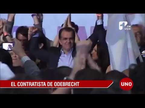 Estos son los contratos de Odebrecht y Daniel García Arizabaleta