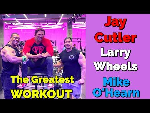 Jay Cutler, Larry