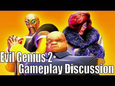 Evil Genius 2 - Gameplay Wishlist Discussion - YouTube  Evil Genius 2 -...