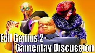Evil Genius 2 - Gameplay Wishlist Discussion