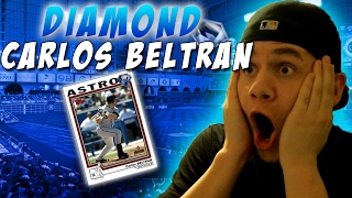 99 DIAMOND CARLOS BELTRAN DEBUT!! BEST CARD IN THE GAME?? (MLB The Show 16 Diamond Dynasty Gameplay)