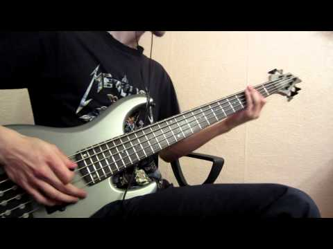 Nickelback – Million Miles An Hour (Dexter Cover) Bass + TABS