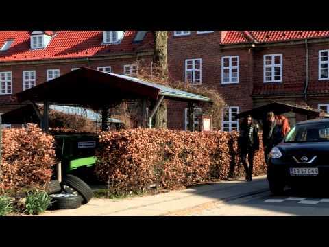 Sønderskov Skolen - Marts 2015 -  Hul i hovedet