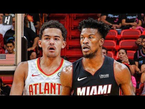 Atlanta Hawks Vs Miami Heat - Full Game Highlights | December 10, 2019 | 2019-20 NBA Season