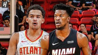 Atlanta Hawks vs Miami Heat - Full Game Highlights | December 10, 2019 | 2019-20 NBA Season Video