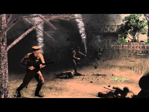 Red Orchestra 2 Heroes of Stalingrad - PC - PAX 2010 official video game preview trailer HD